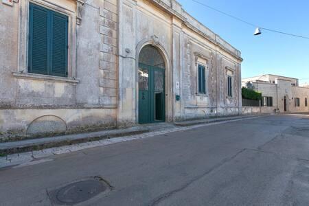 562 Appartamento in Dimora Storica a Cursi Lecce - Cursi
