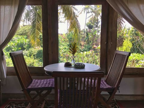 Ubud Apartment - The Hibiscus Room