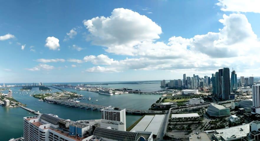 Stunning Miami Penthouse