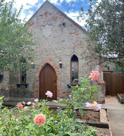 The Church,  Newstead, Victoria