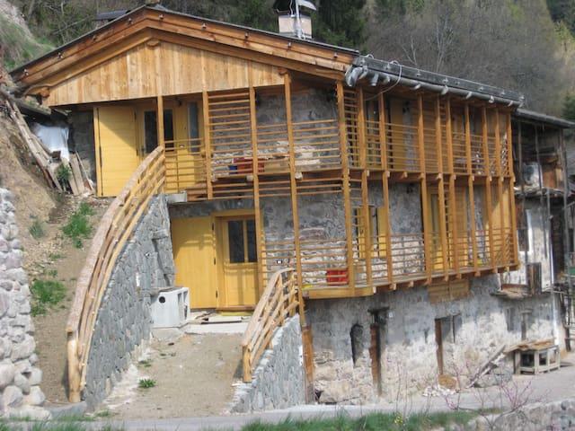 Baita benessere - Sant'Orsola Terme - Appartement