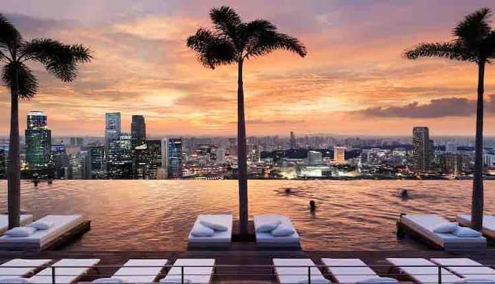 Marina bay sands Deluxe/Premier/Club/Suite金沙酒店奢华度假
