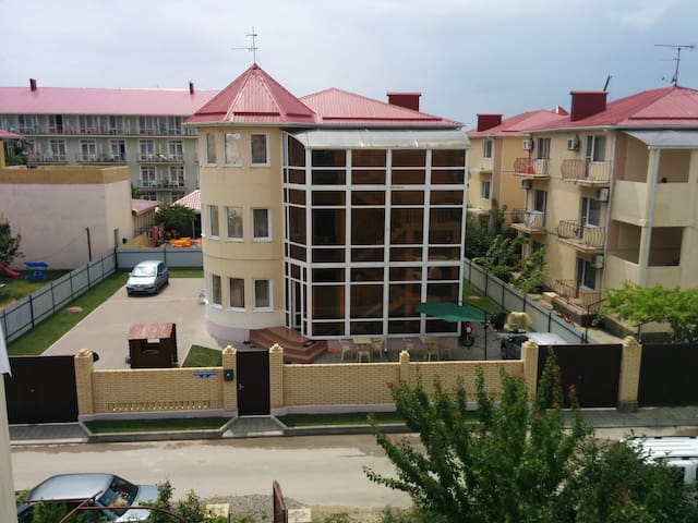 Анапские дюны - Anapa - Guesthouse