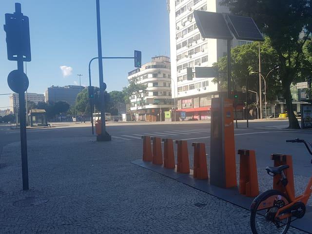 Quarto 1 pessoa / Centro Rio
