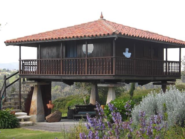 Alojamiento con encanto entre Gijon y Villaviciosa - Villaviciosa