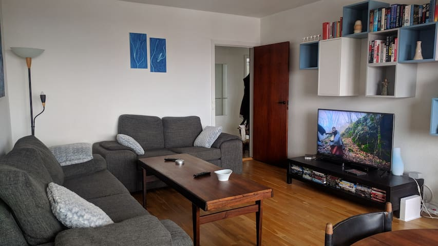 Full apartment in Søborg - 56m2
