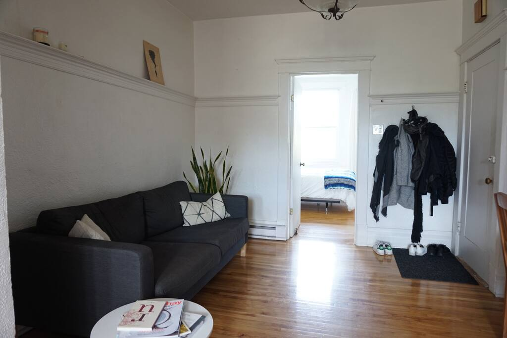 1 Bedroom Cozy Apartment Near Metro Jarry Apartments For Rent In Montr Al Qu Bec Canada