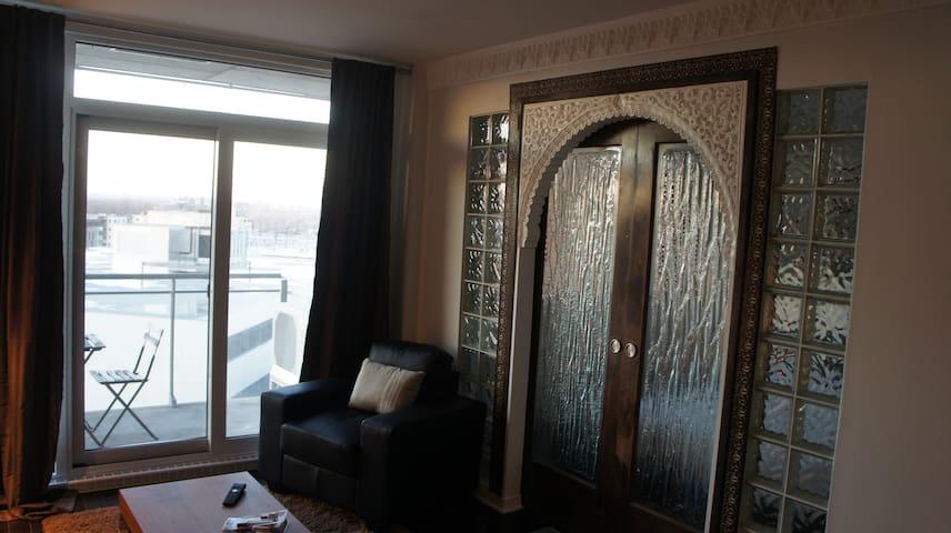 superbe condo namur - Montréal - Appartement en résidence