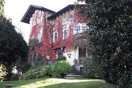 AMAZING VILLA ON LAKE MAGGIORE SHORE - Stresa - Villa