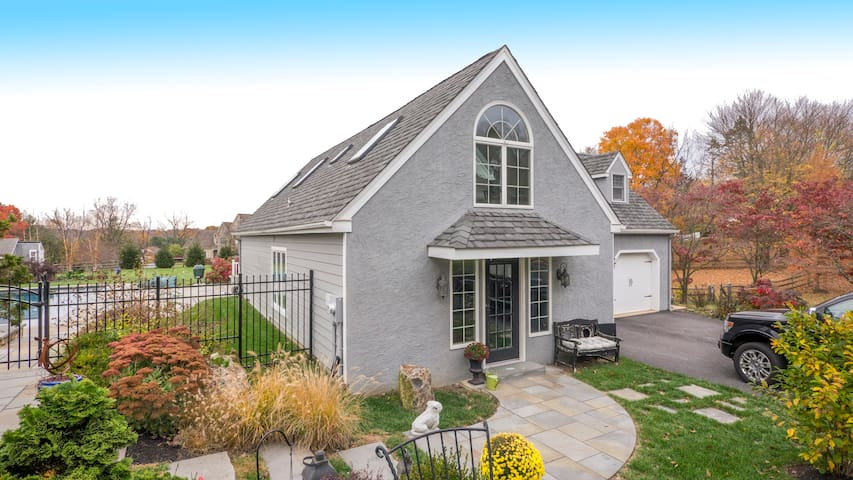 Spacious Guest house in Chadds Ford