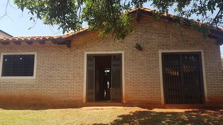 Casita acogedora en luque, Paraguay.