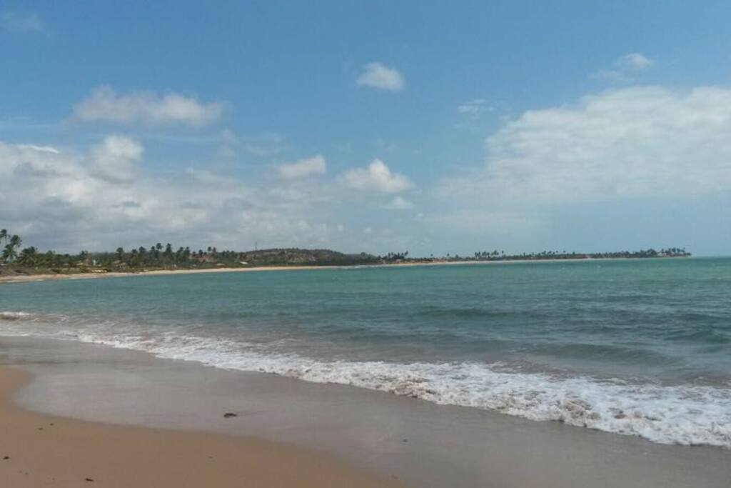 Spiaggia di sonho verde