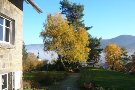 Maison de famille(s)  -  2 à 10 pers. - Muhlbach-sur-Munster