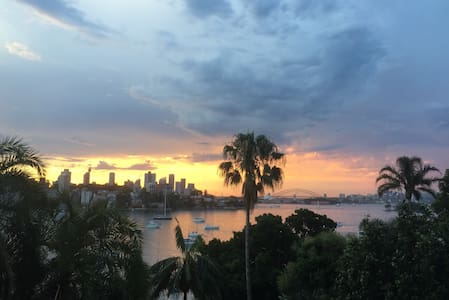 Gorgeous apartment with iconic view - Point Piper