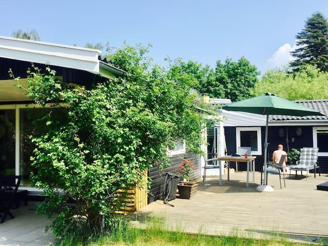 Super skønt sommerhus i Nordsjælland