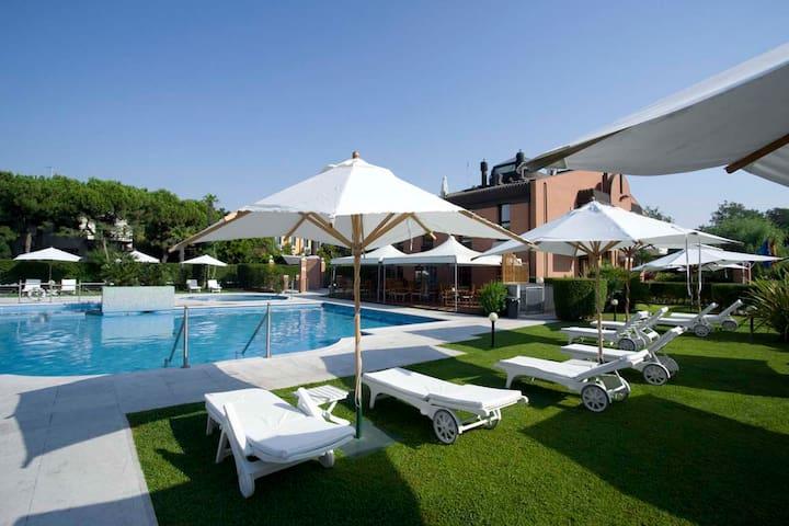 Le Ville del Lido Venice Apartment