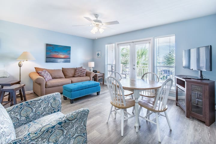 ☀Grand Caribbean West 303☀1BR+Bunks- Oct 25 to 27 $385 Total! Gulf Views-FunPass