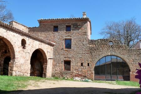 Ancienne forge au cœur du Parc naturel du Pilat