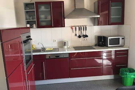 Geräumige Wohnung mit allen Annehmlichkeiten - Kleve - Apartment - 1