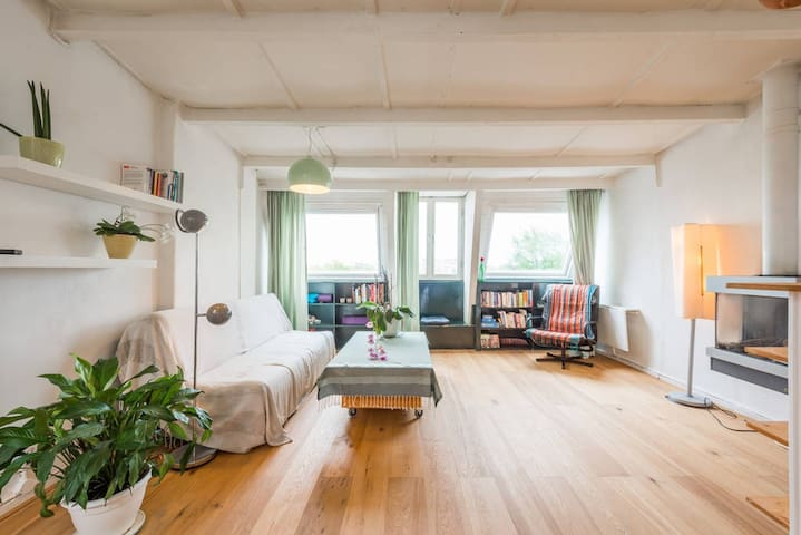 Great Apartment-Next to Anne Frank House!