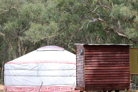 Yarranungara Yurt Retreat - Exclusively Yours
