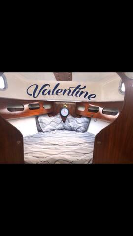 Barca a vela Valentine
