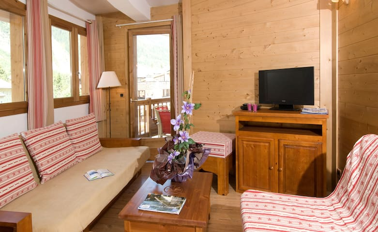 Welcome to our cozy apartment by the pistes!