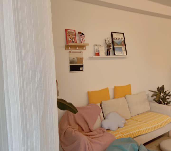 【MIAO HOUSE】有猫 | 南宁东站/航洋万象城/BRT/会展中心/独立房间
