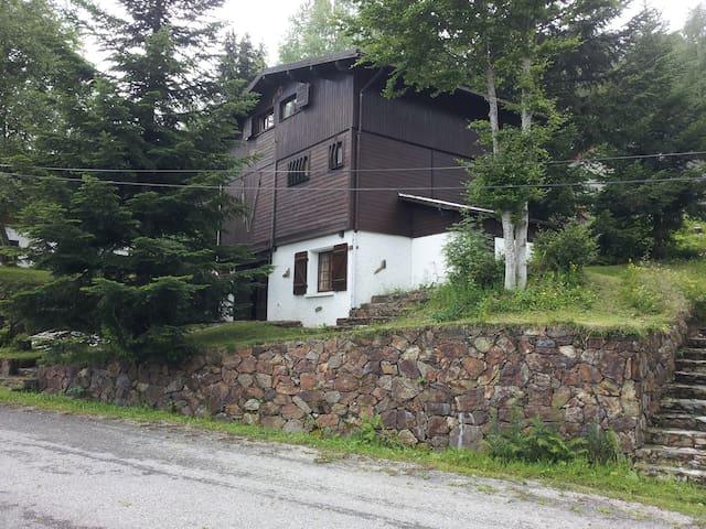 joli chalet équipé d'un sauna - Lavelanet - Chalet