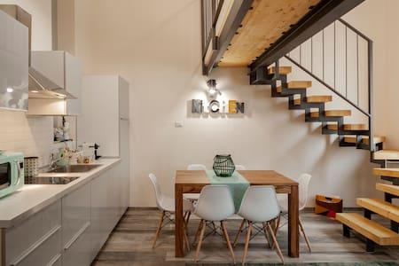 Amazing loft in Navigli area