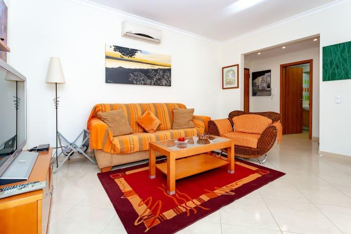 Apartamento T1 em Conceição - Cabanas de Tavira