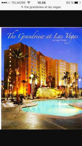 Beautiful resort - The Grandwiev at Las Vegas