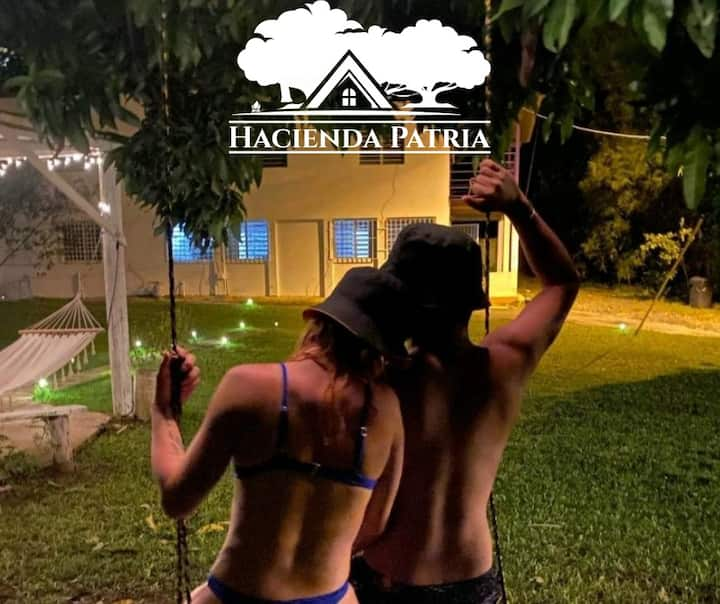Hacienda Patria  Private and Relaxing Place