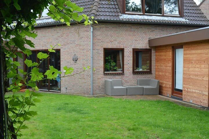 Nieuw appartement 80 m2 aan bosrand en bij centrum - Tilburg - Apartment