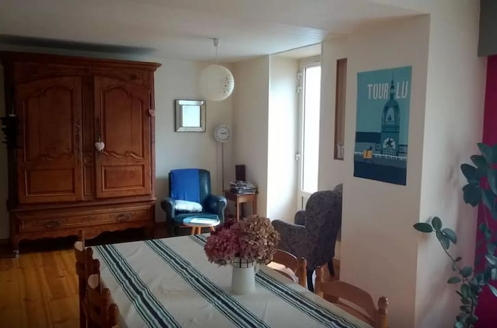 3 bedrooms near La Rochelle - Esnandes - House