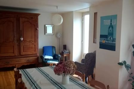 3 bedrooms near La Rochelle - Esnandes - บ้าน