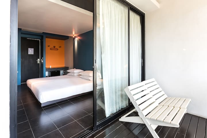 Loog Choob Homestay: Cozy room #401 - Bangkok - Haus