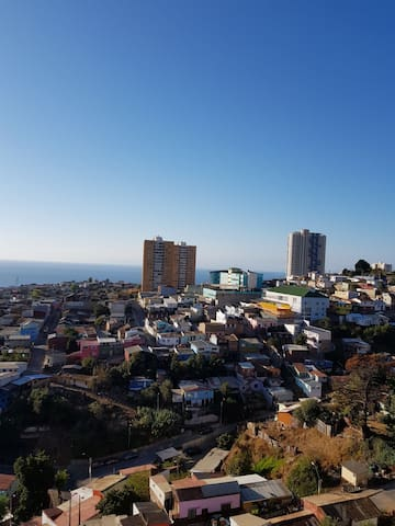 Cerro Polanco, parking, wifi.