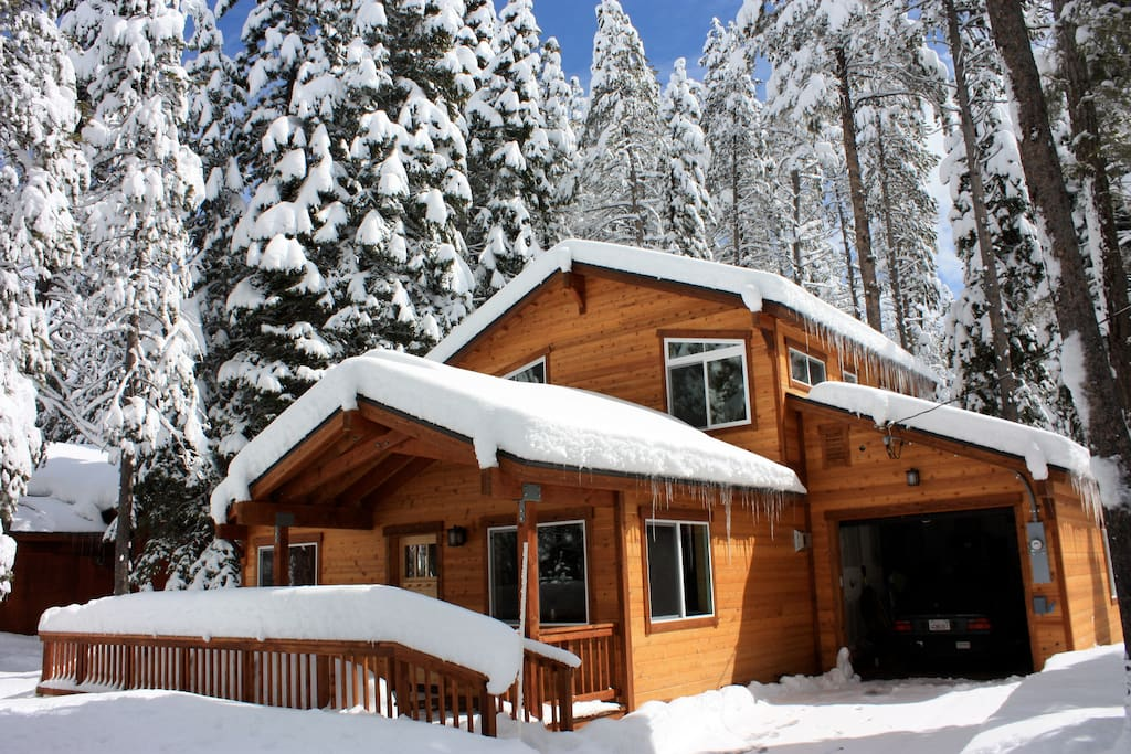 You will have access to a one-car garage; driveway is professionally plowed during winter months