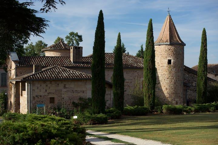 Domaine de la Durantié - Corduries 2 - Castelnau-de-Montmiral - Haus