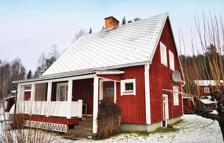 Holiday cottage with 3 bedrooms on 116m² in Likenäs