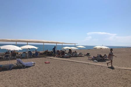 Villa 300 metre plage