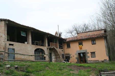 la fàbrica de targarona - Sant Pere de Torelló - Casa
