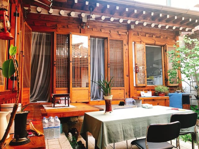 한국의 전통가옥 체험하기