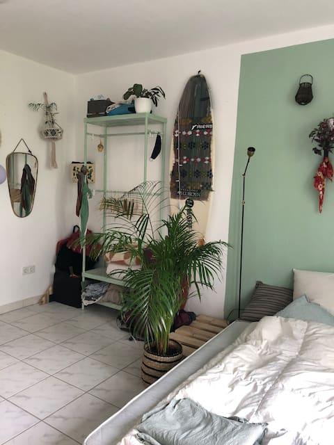 Ein-Zimmer-Wohnung in Stadtnähe