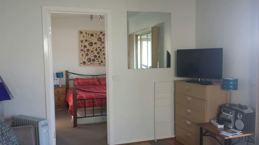 Wodonga Hideaway Private G-Flat - Wodonga - Apartment