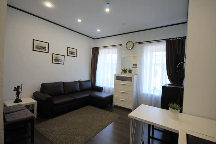 2-комнатная квартира в доме купчихи Морозовой 13
