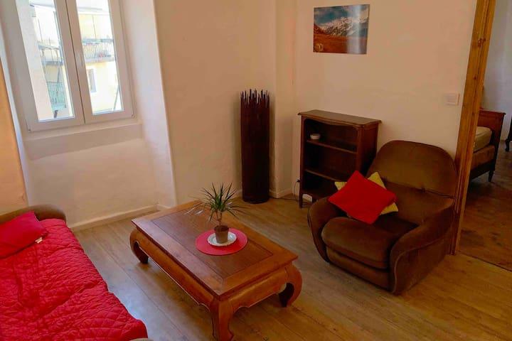 Salon / Living room / Salon / Wohnzimmer
