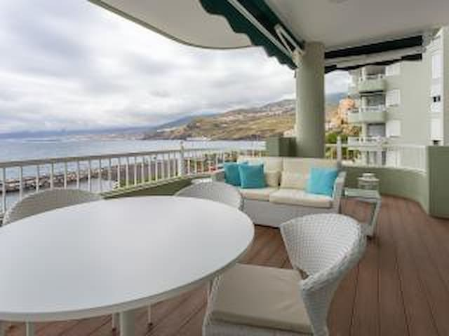 Luxury Apartment with big terrace - Santa Cruz de Tenerife - Lägenhet