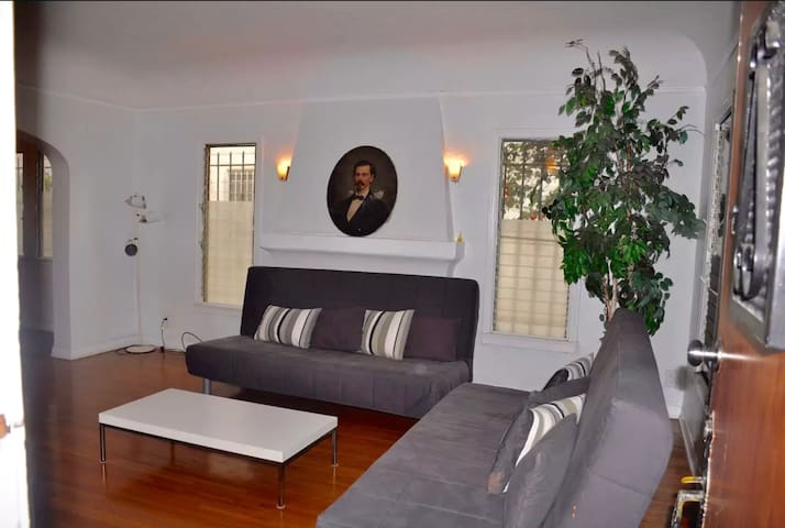 Huge 2 bedroom in West Hollywood by the Grove CBS
